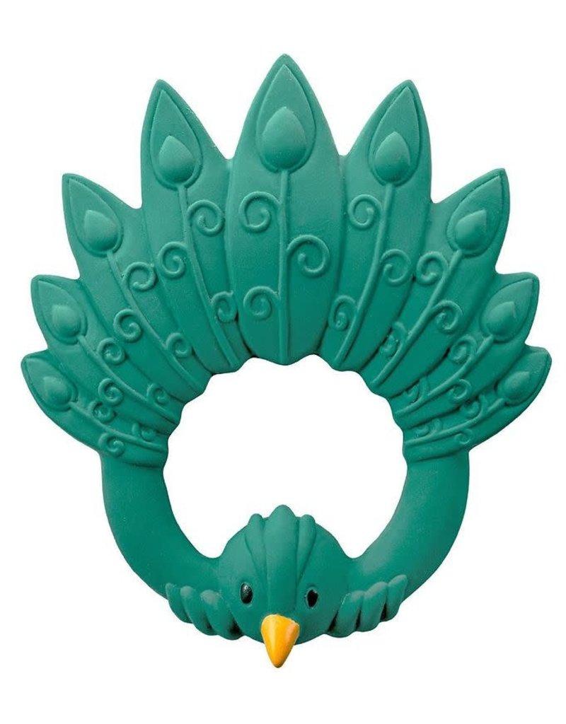 Nanami Natruba : Bijtring Pauw groen