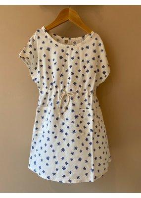 Lötiekids Lötiekids : Flower dress - Off white