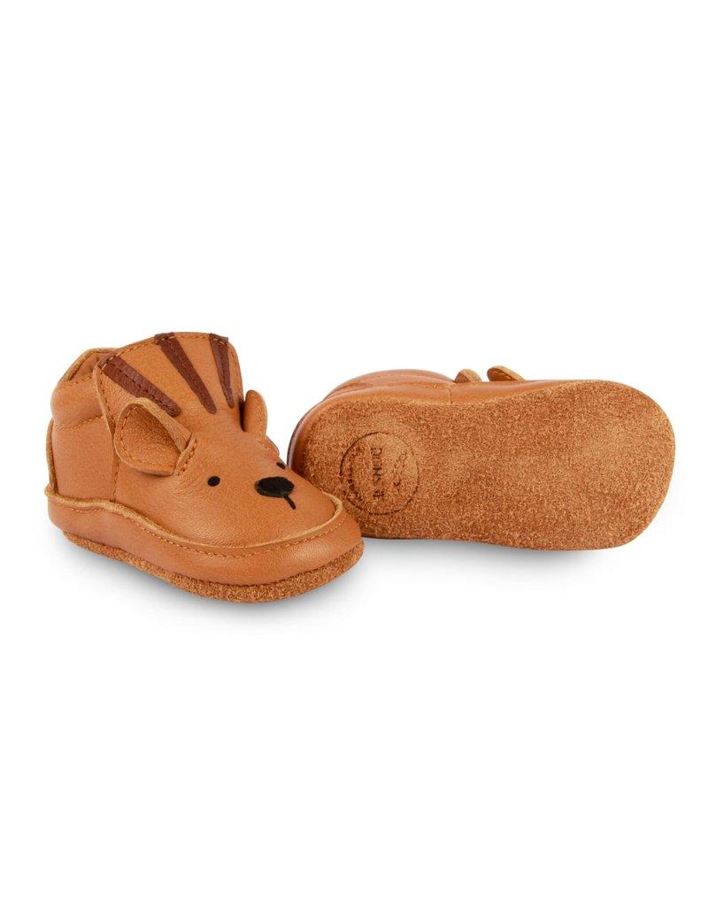 Donsje Amsterdam Donsje Amsterdam : Arty Tiger - Camel classic leather