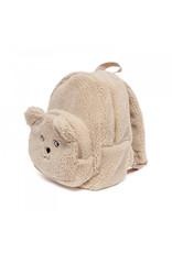 Petit Monkey Petit Monkey - Backpack Teddy sand