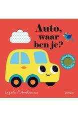 Boeken Boek : Auto, waar ben je?