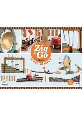 Djeco Djeco : Zig & Go Music 52st