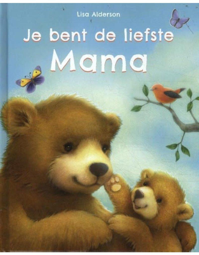 Boek- Je bent de liefste mama