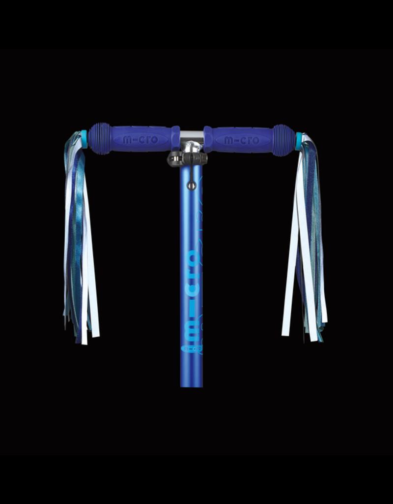Micro Step Micro step : Blauwe reflecterende linten
