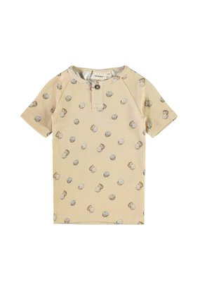 Lil ' Atelier Lil' Atelier:  T-shirt Semolina