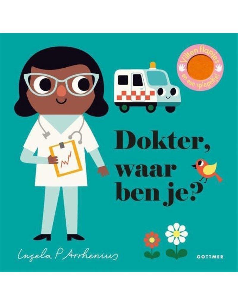 Boeken Boek : Dokter, waar ben je?