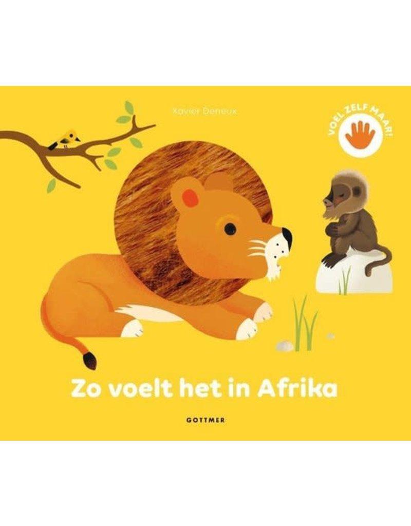 Boeken Boek : Zo voelt het in Afrika