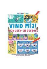 Boeken Boek : Vind mij! Mijn zoek- en doeboek