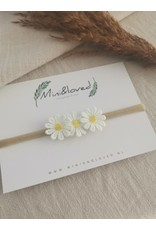 Mini and Loved Mini and loved : Flower haarband