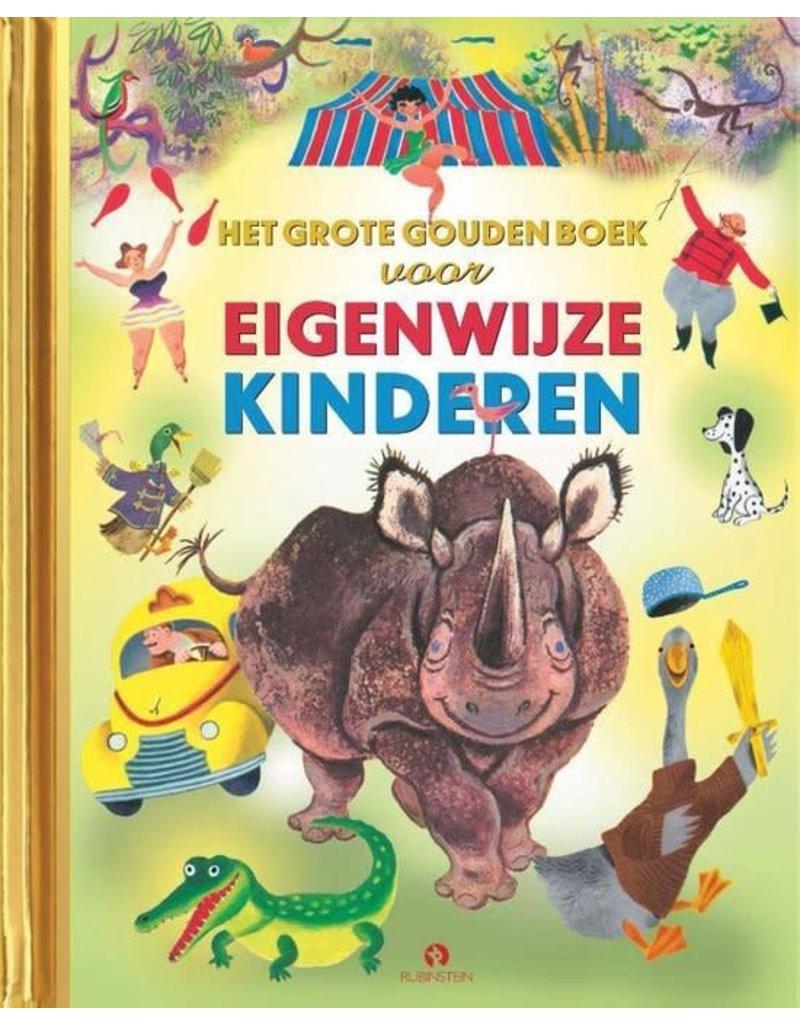 Boeken Boek : Gouden boek voor eigenwijze kinderen