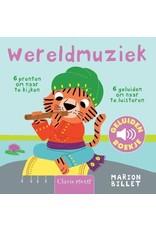 Boeken Boek : Wereldmuziek ( geluidenboek)