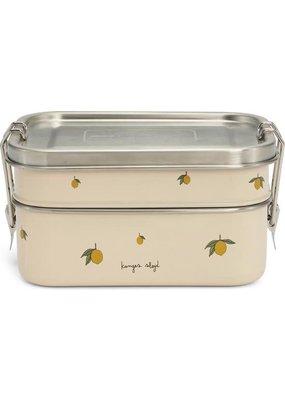 Konges Sløjd Konges Sløjd Lunch Box Lemon