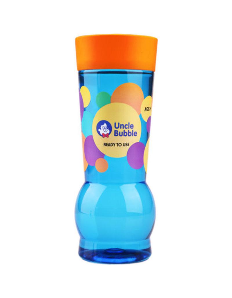 Uncle Bubble :  Refill for small bubbles 472 ml