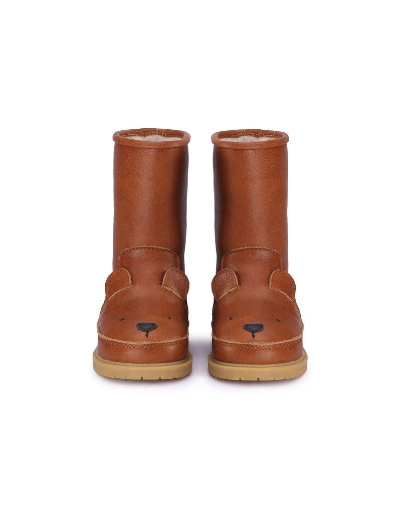 Donsje Amsterdam Donsje Amsterdam : Wadudu classic Bear - Cosnac leather