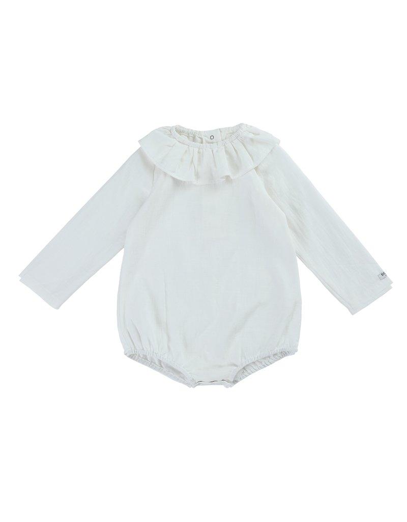 Donsje Amsterdam Donsje Amsterdam : Chloe Bodysuit - Snowy white
