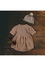 Donsje Amsterdam Donsje Amsterdam : Mackie Hat - Grey beige melange