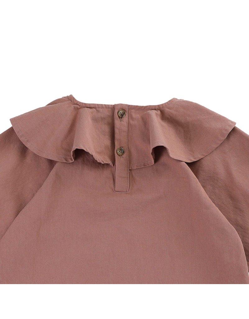 Donsje Amsterdam Donsje Amsterdam : Nadine blouse - Antique pink