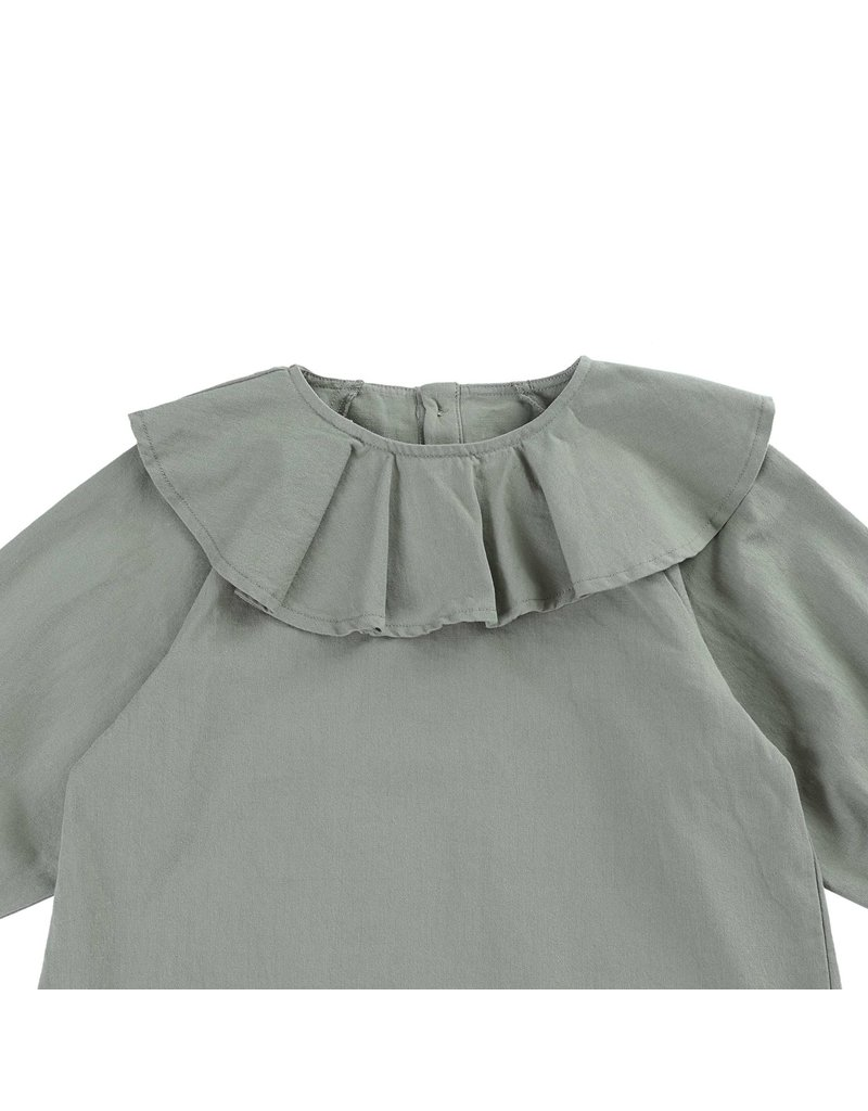 Donsje Amsterdam Donsje Amsterdam - Nadine blouse - Sage
