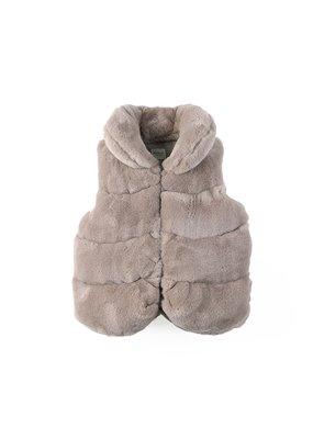 Donsje Amsterdam Donsje Amsterdam : Jane bodywarmer : Cloudy teddy