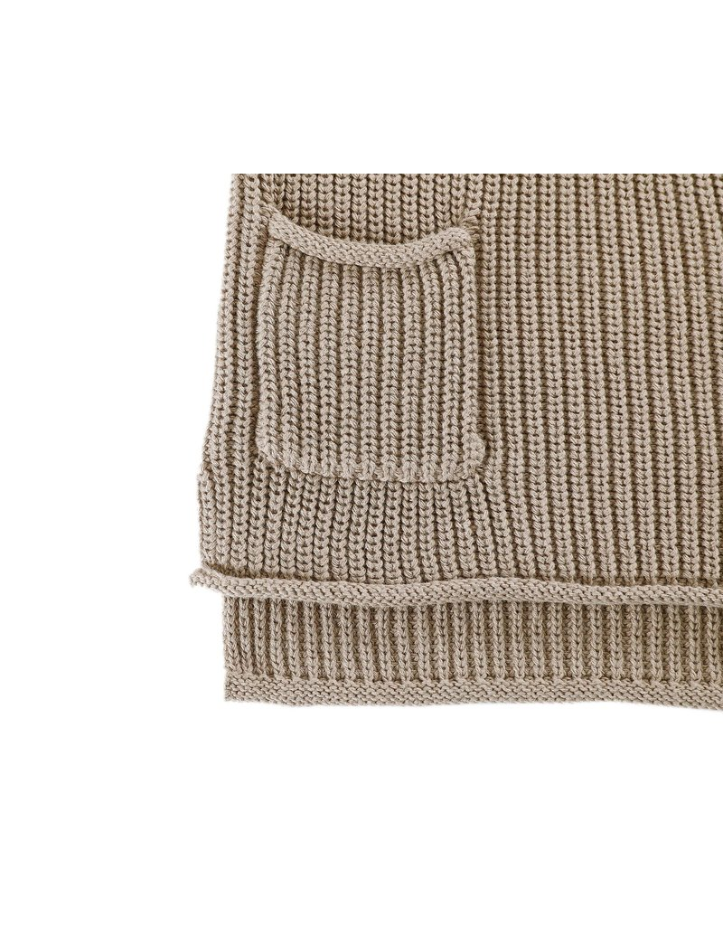 Donsje Amsterdam Donsje Amsterdam : Stella sweater - Light taupe