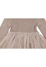 Donsje Amsterdam Donsje Amsterdam : Lotus dress - Rose grey