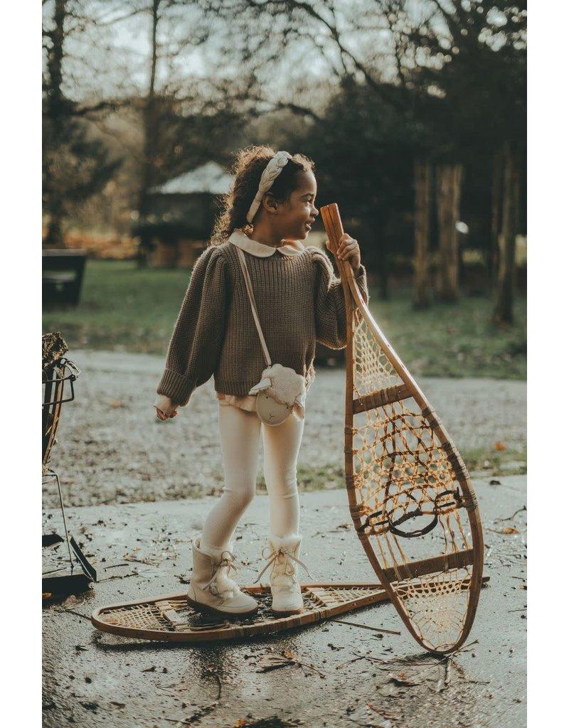 Donsje Amsterdam Donsje Amsterdam : Megan sweater - Forest brown
