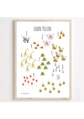 Juulz Juulz : 1 2 3 Poster