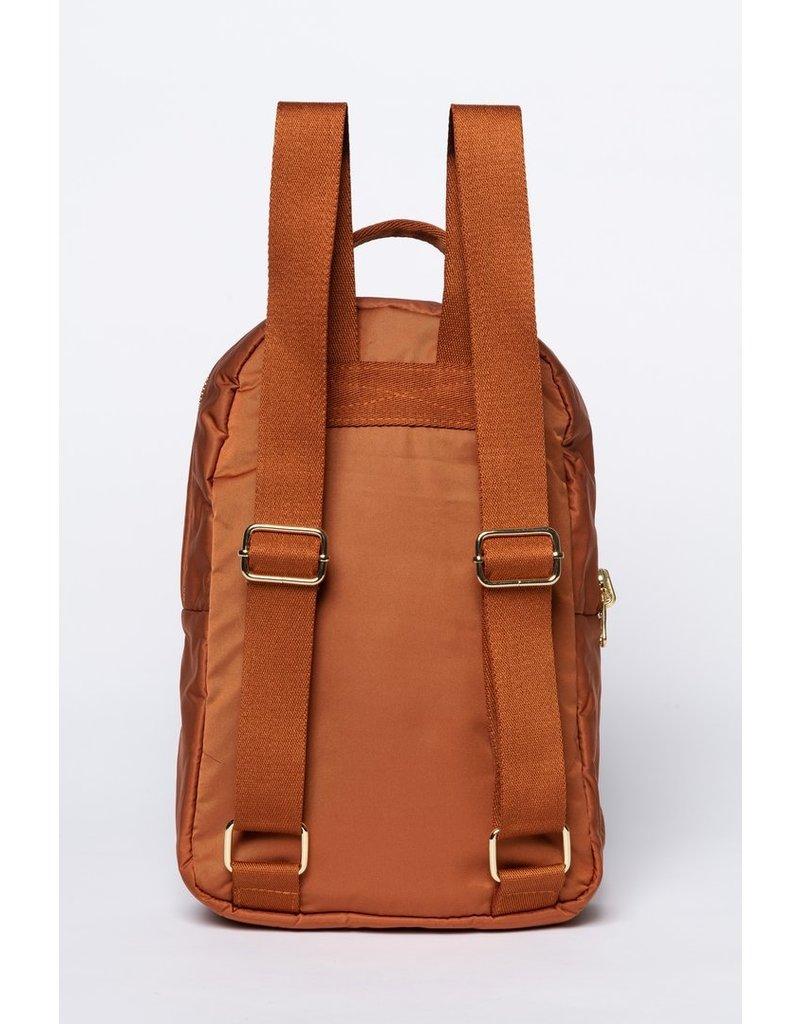 Studio Noos Studio Noos - Puffy backpack roest