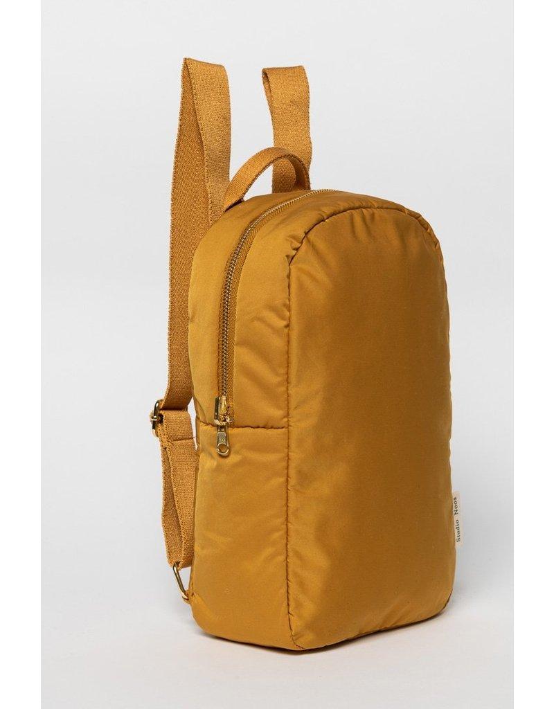 Studio Noos Studio Noos - Puffy backpack oker