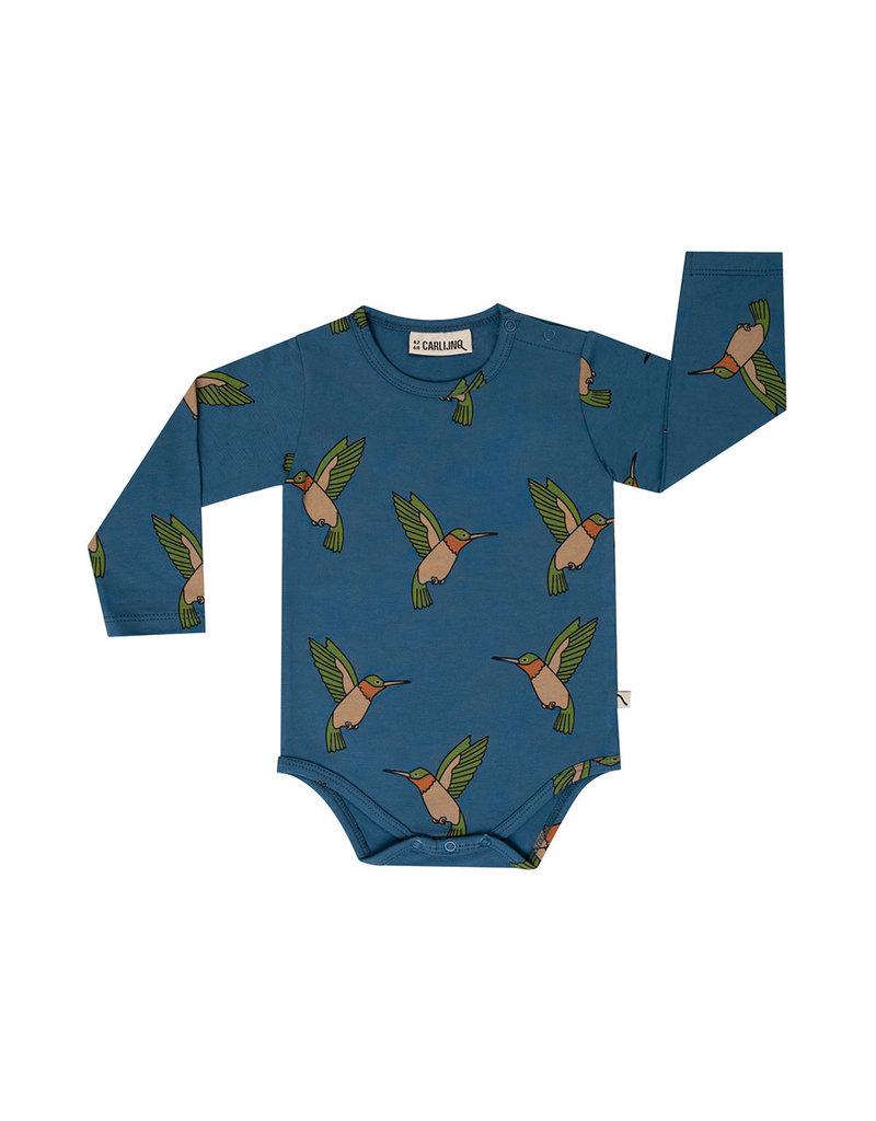 Carlijn Q Carlijn Q : Hummingbird - bodysuit longsleeve , jersey