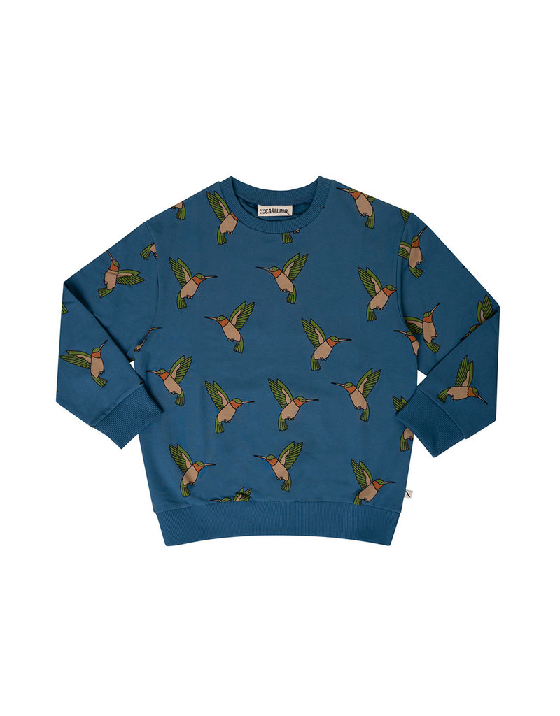 Carlijn Q Carlijn Q: Hummingbird - sweater unisex