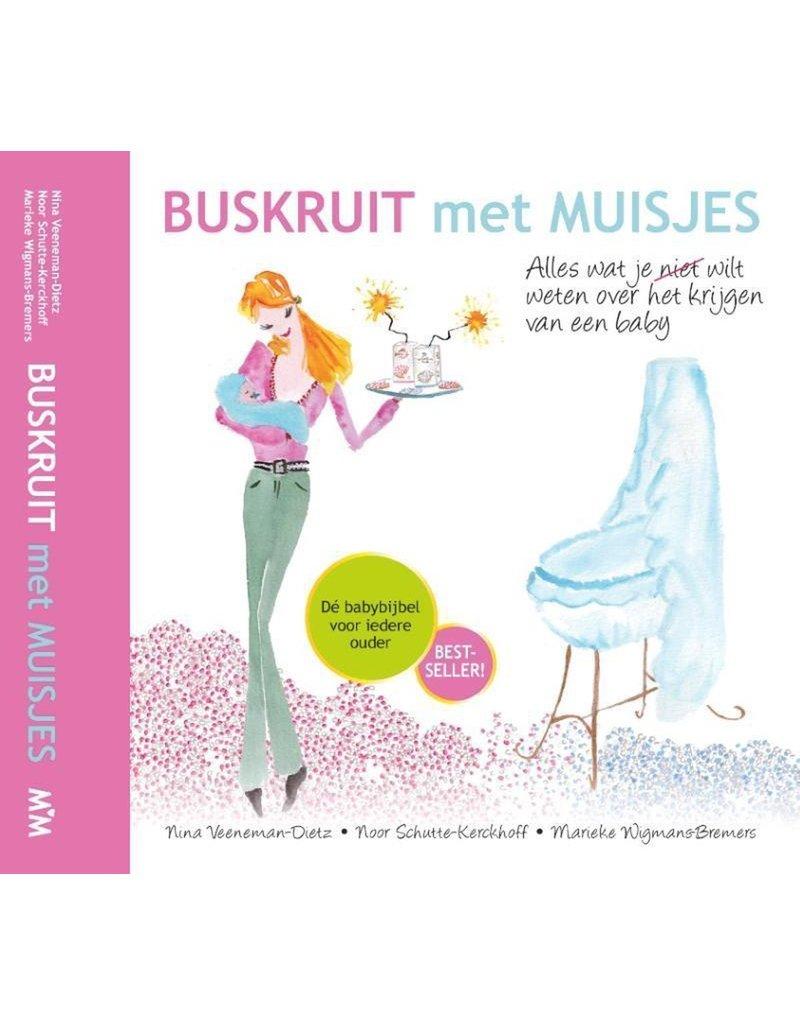 Boeken Boek - Buskruit met muisjes