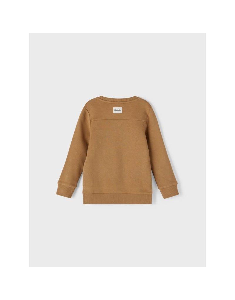 Lil ' Atelier Lil ' Atelier : Sweater Melip - Ermine