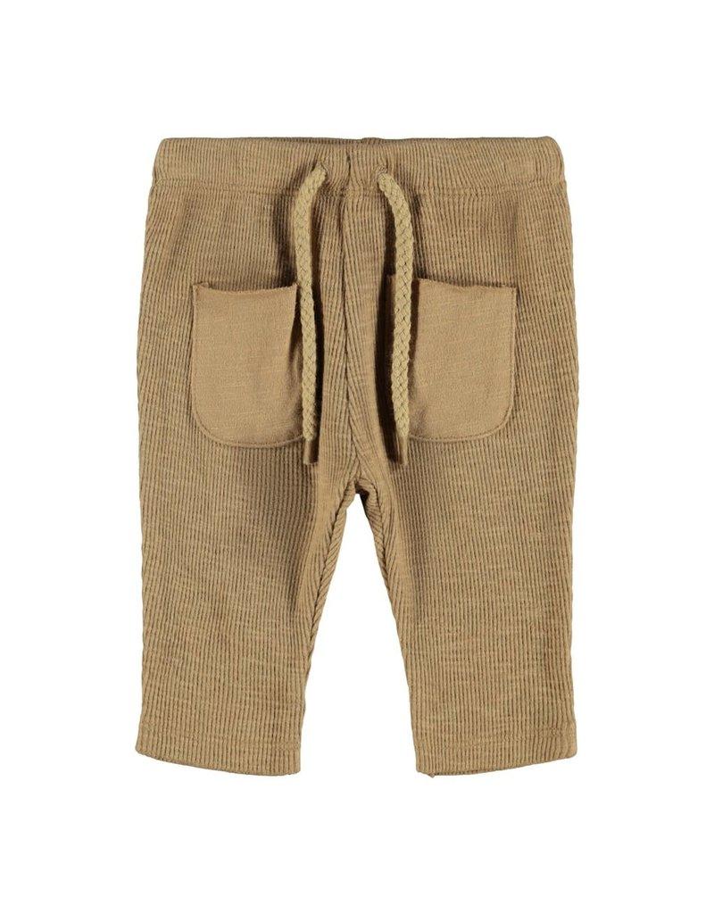 Lil ' Atelier Lil' Atelier : Mivar Loose pants - Ermine
