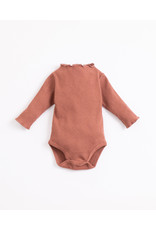 Play Up Play up : Rib body - Sanguine - oud roze ( p3052)