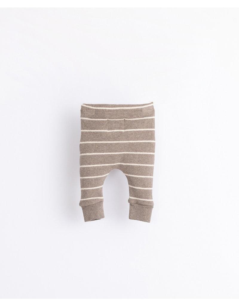 Play Up Play Up : Striped Jersey Legging ( met knoop)