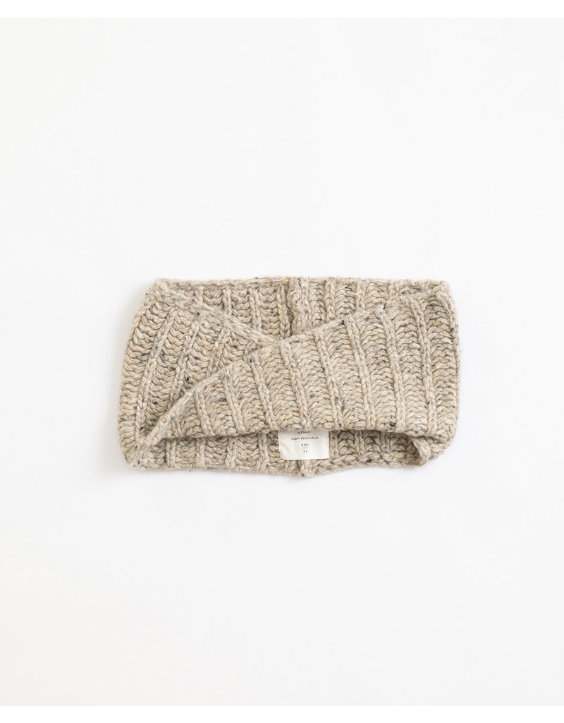 Play Up Play Up : Knitted collar - Grey