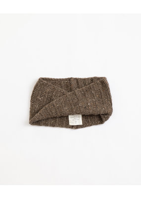 Play Up Play Up : Knitted collar - brown