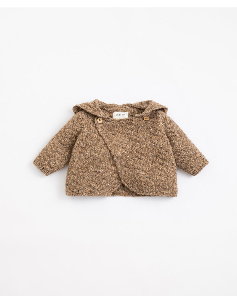 Play Up Play Up  - Tricot jacket P8066