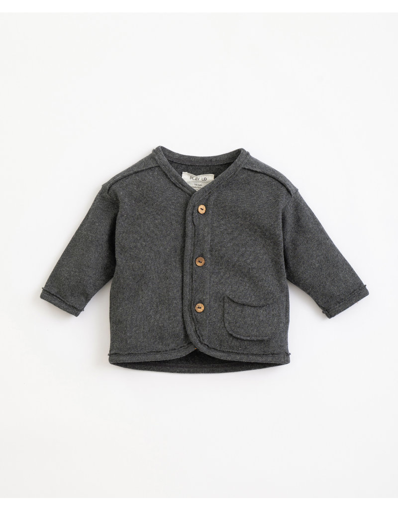 Play Up Play Up : Jersey Cardigan - M051