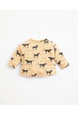 Play Up Play Up : Printed jersey t-shirt dog