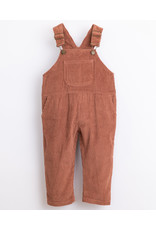 Play Up Play Up : Corduroy jumpsuit rood/bruin
