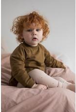 Phil & Phae : baby sweater - bronze olive