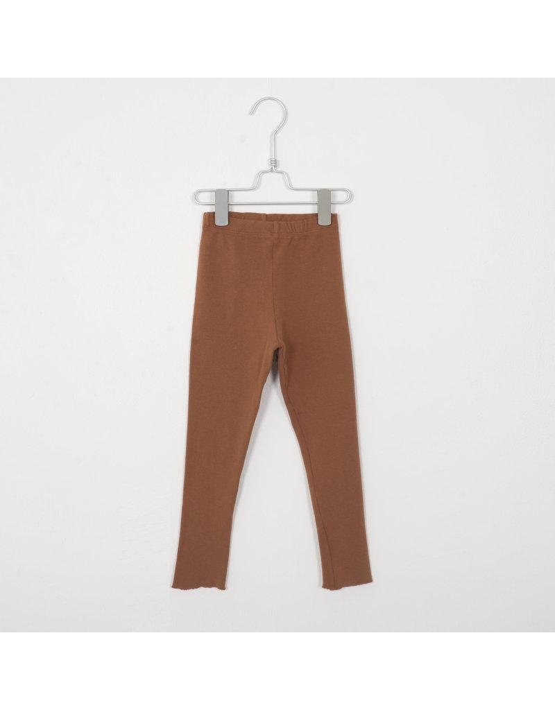 Lötiekids Lötiekids : Legging corduroy - solid cinnamon