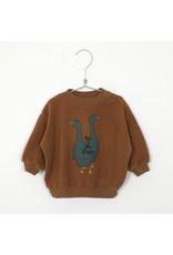 Lötiekids Lötiekids : Baby teddy sweatshirt - mss & mr. goose