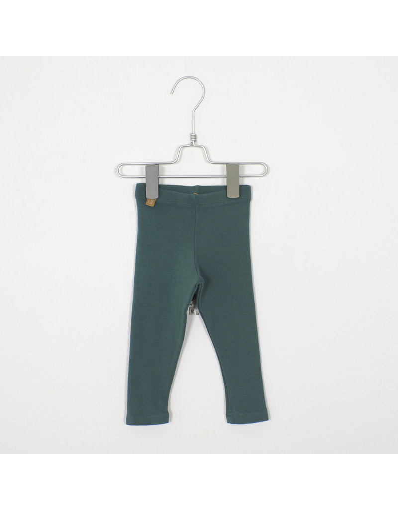 Lötiekids Lötiekids : baby corduroy legging - green