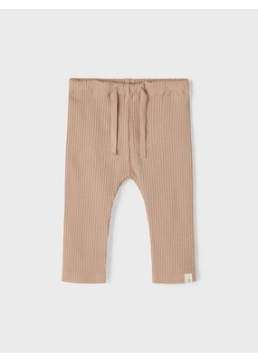 Lil ' Atelier Lil' Atelier: Sofia loose pants Almondine