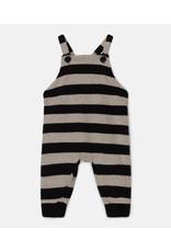 My Little Cozmo My little cozmo : Robin jumpsuit - striped soft feel fabric