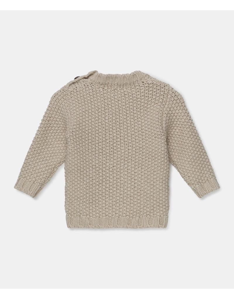 My Little Cozmo My little cozmo : Joss - aran, knit - ivory