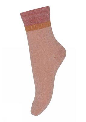 MP Denmark MP Denmark : Norma socks glitter - red